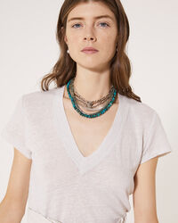 IRO - RODEO T-SHIRT CLAY
