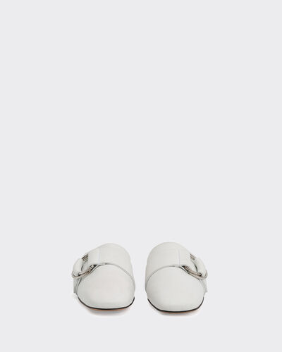 IRO - MET LOAFERS WHITE