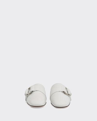 IRO - MET LOAFERS WHITE