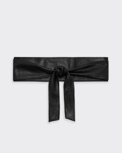 IRO - SIMPLY BELT BLACK