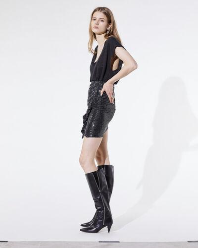 IRO - LILIE SKIRT BLACK
