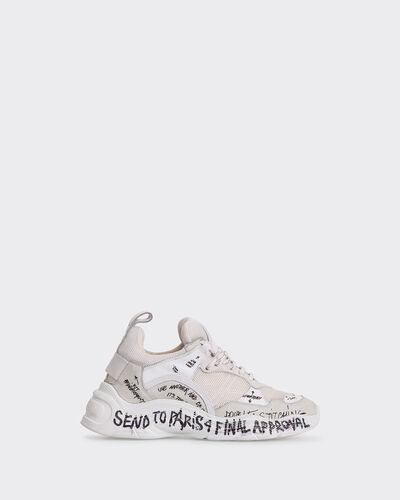 IRO - CURVERUNNERX SNEAKERS WHITE SEND