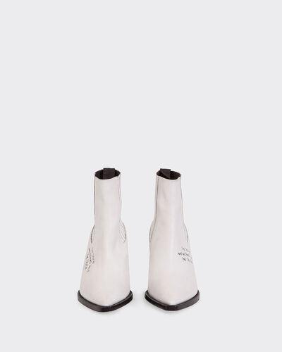 IRO - THETRUTH BOOTS WHITE