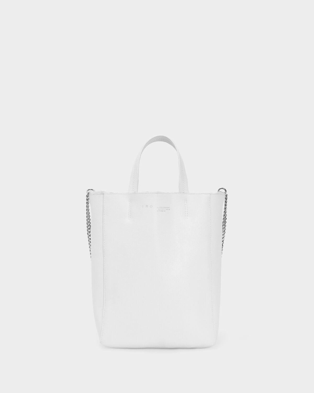 IRO - BROOMEFURGM BAG WHITE