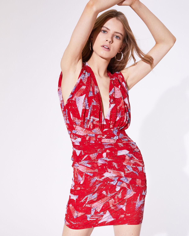Defferri Dress Red by IRO Paris