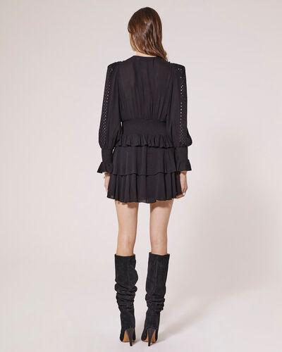 IRO - NIOLI DRESS BLACK