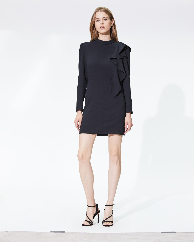IRO - DETEO DRESS BLACK