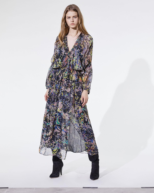Ramona Dress Black by IRO Paris