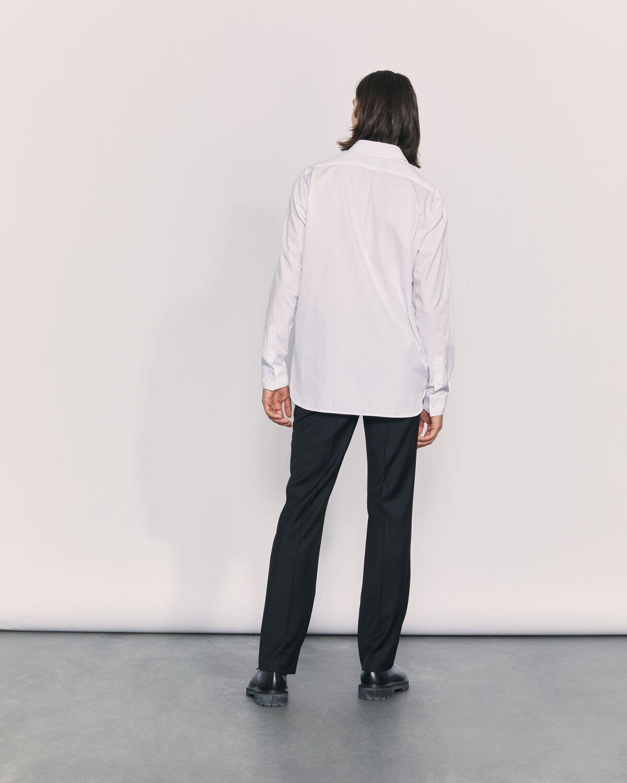 IRO - RIVERS COLLAR DRESS SHIRT WHITE
