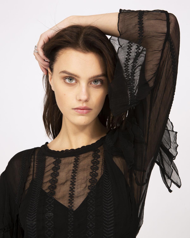 IRO - WESTERN DRESS BLACK