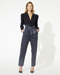 IRO - PANTALON REPU DARK GREY
