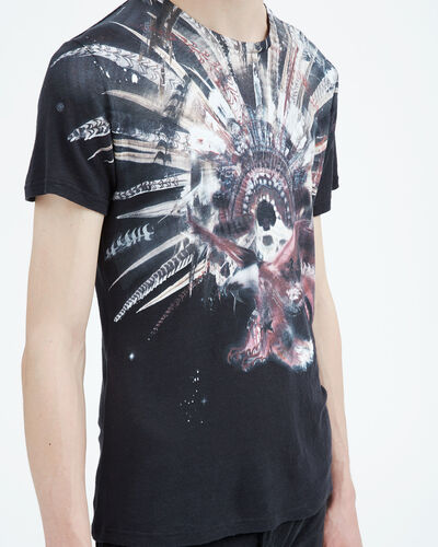 IRO - T-SHIRT THYPS BLACK