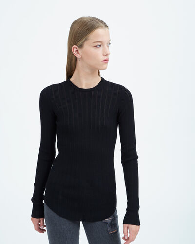 IRO - SKOGAR SWEATER BLACK