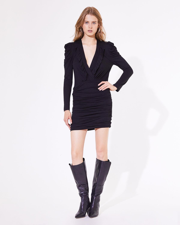 Ebba Dress Black by IRO Paris