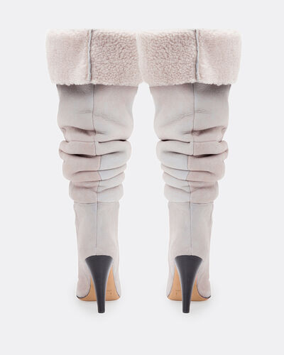 IRO - GRACEFUL BOOTS BEIGE