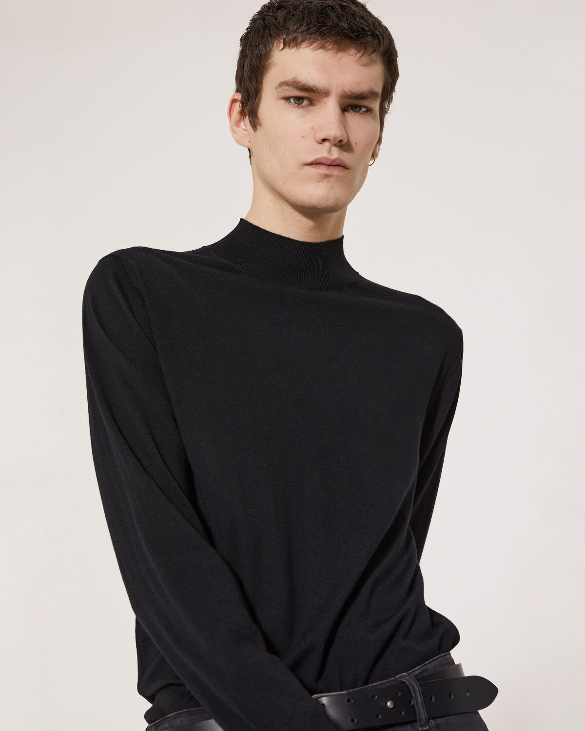 IRO - ANZO SWEATER BLACK
