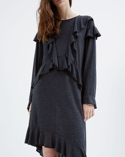 IRO - NANCOT DRESS BLACK