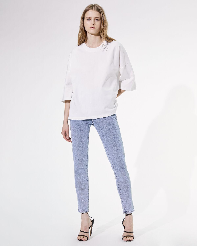 Vivid T-Shirt White by IRO Paris