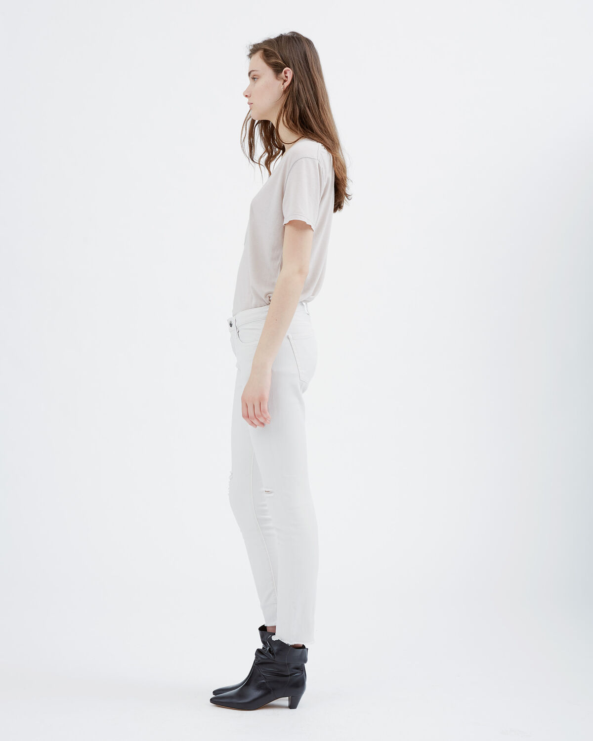 IRO - JAROD JEANS OFF WHITE