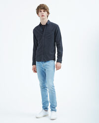 IRO - FADO SHIRT DARK GREY