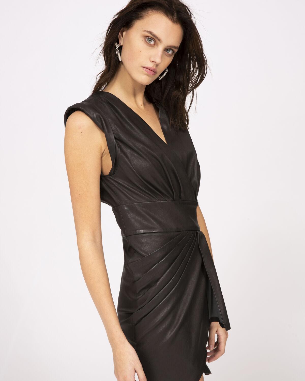 Enticing Dress Black by IRO Paris