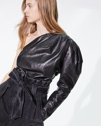 IRO - MOLIA TOP BLACK