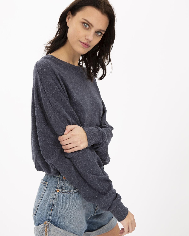 Artful Sweater Grey Denim by IRO Paris