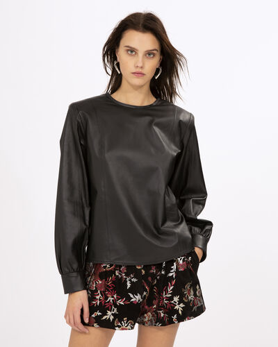 IRO - OBSTINACY TOP BLACK