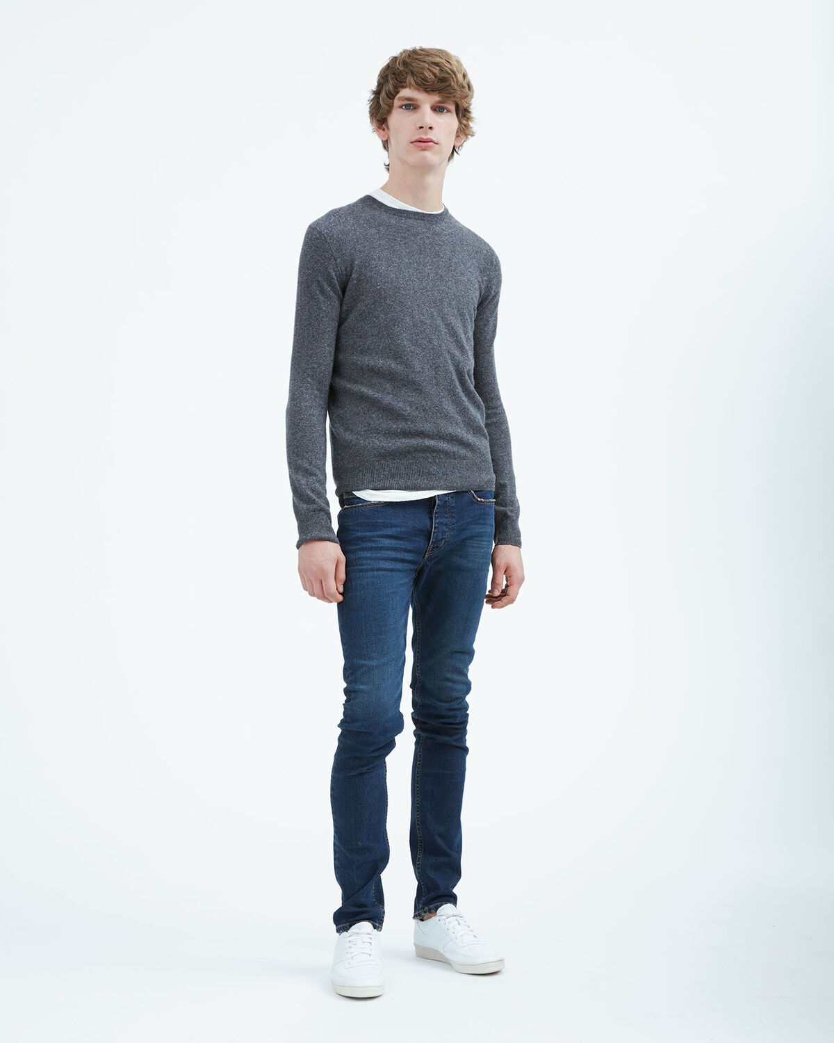 IRO - DANILO SWEATER ANTHRACITE
