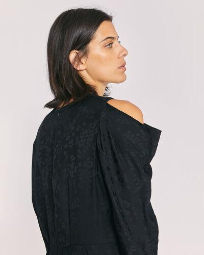 IRO - ATRY DRESS BLACK