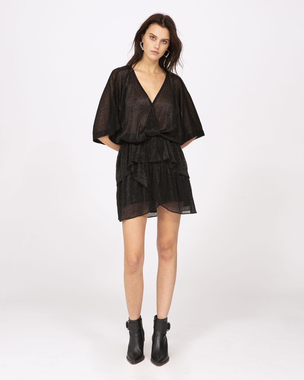 IRO - WIDE DRESS BLACK