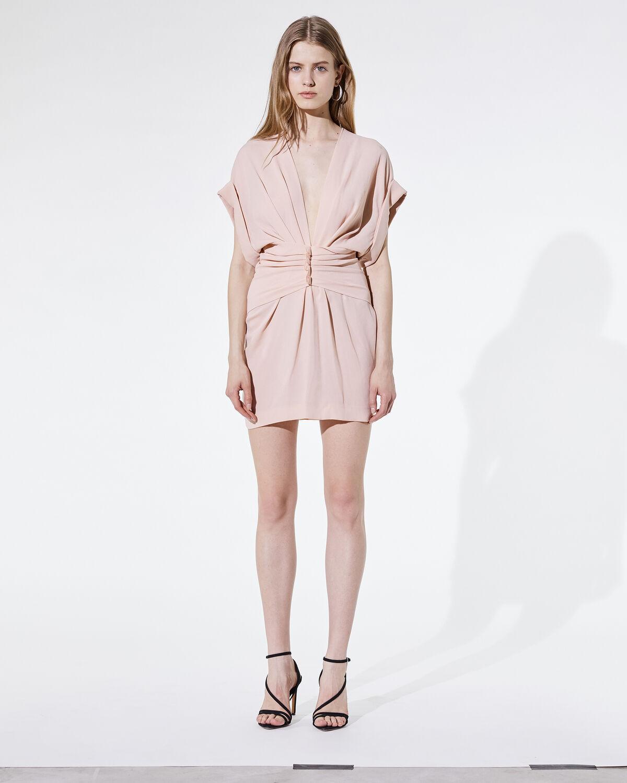 Gastona Dress Nude by IRO Paris