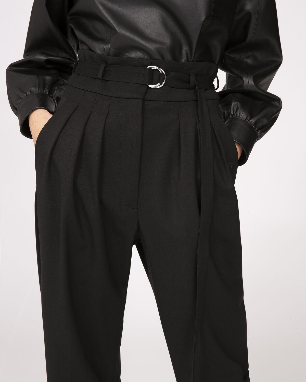 IRO - SUPERB PANTS BLACK