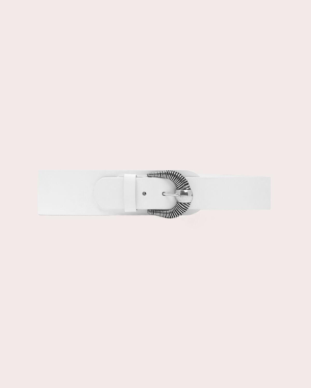 IRO - CEINTURE CROSBY WHITE