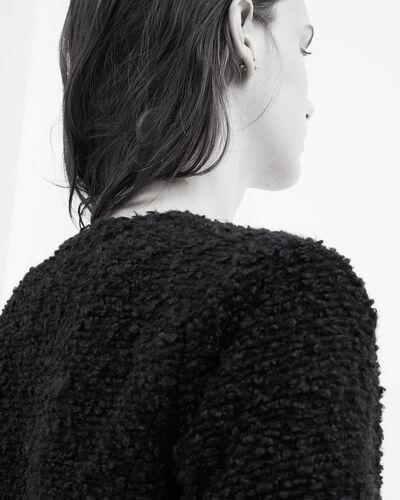 IRO - VESTE COF BLACK/NAVY