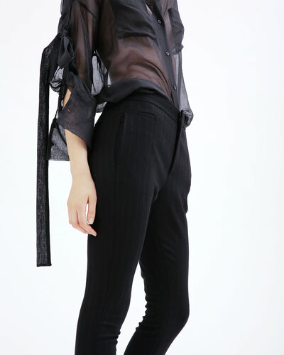 IRO - BIAGA PANTS BLACK/GREY