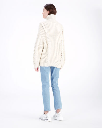 IRO - PURE SWEATER NATURAL