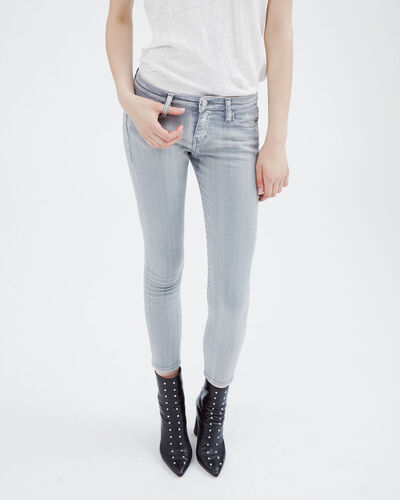 IRO - JEAN ALYSON GREY DENIM