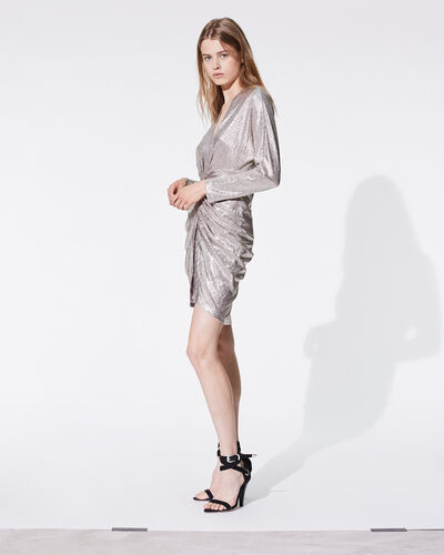 IRO - CILTY DRESS GOLD