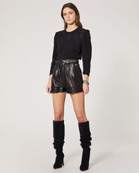 IRO - LYDMA SHORTS BLACK