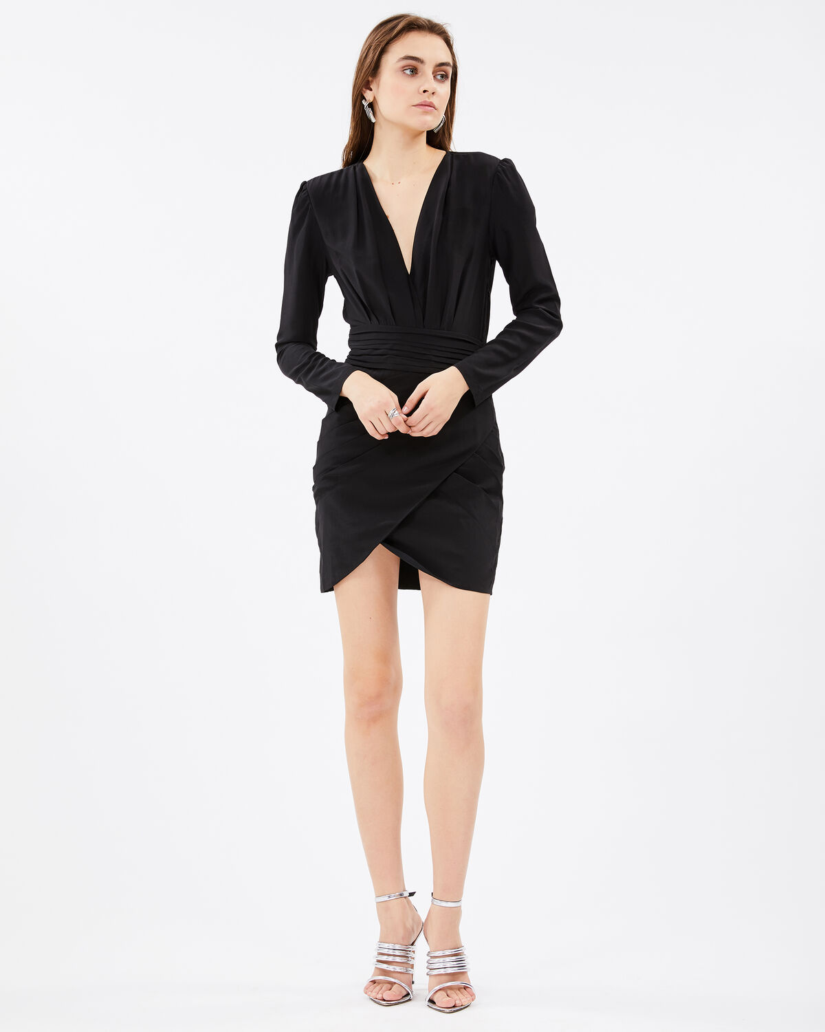 IRO - FLINGA DRESS BLACK