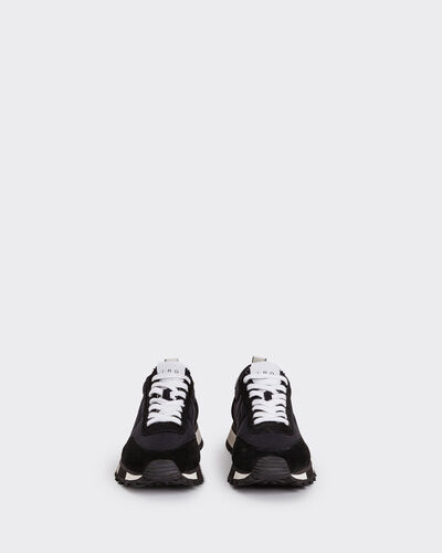 IRO - BASKETS VINTAGER BLACK