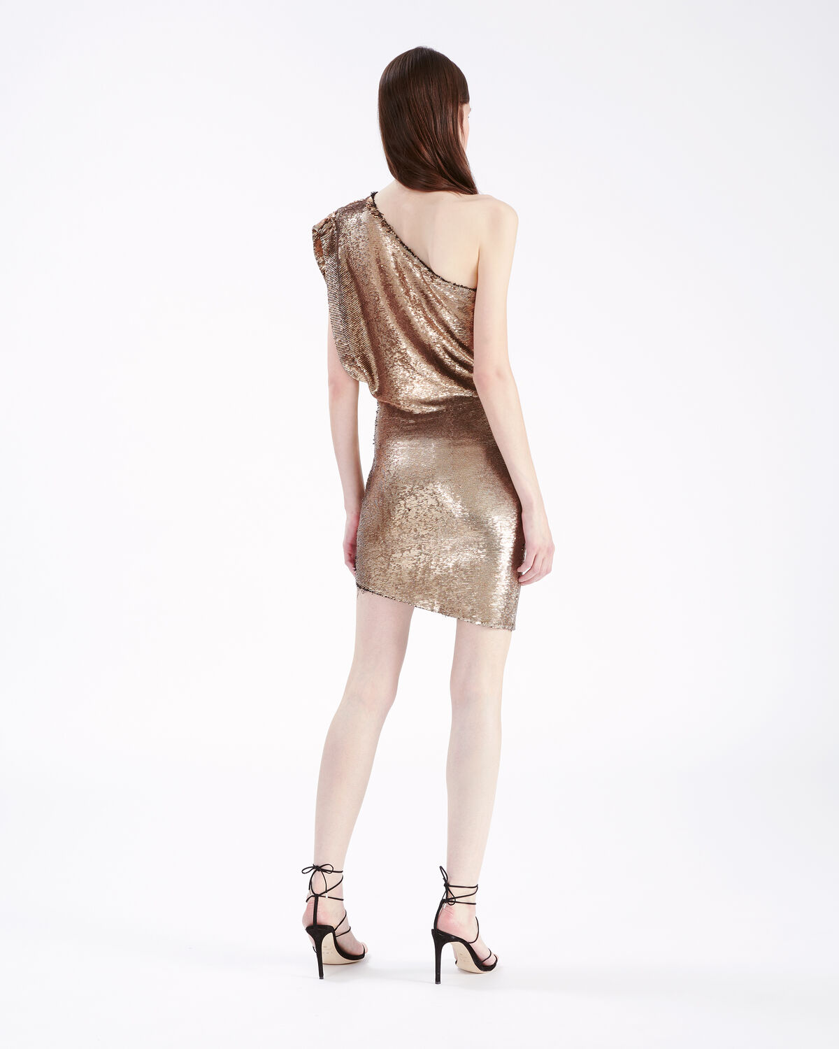 IRO - EXCITER DRESS GOLD