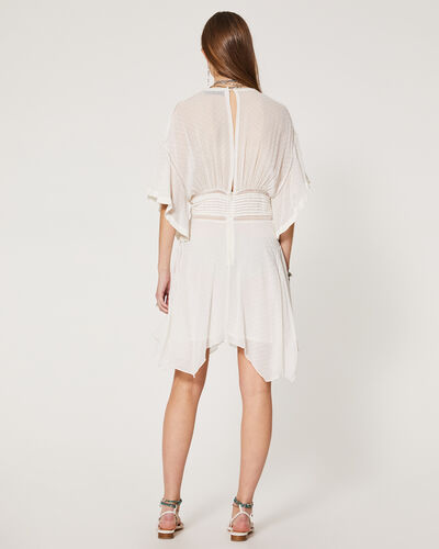 IRO - ROBE ENDOUMA WHITE
