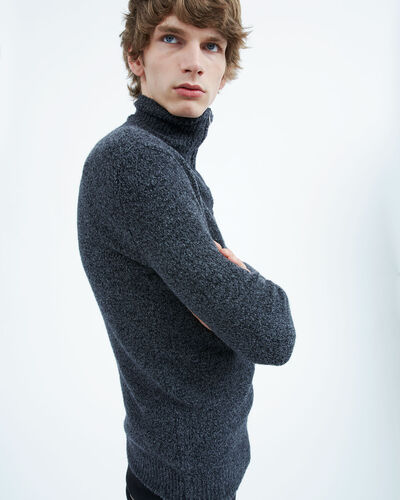 IRO - TRYA SWEATER ANTHRACITE