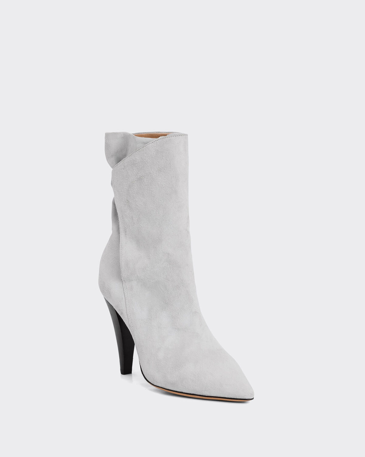 IRO - MARSA BOOTS LIGHT GREY