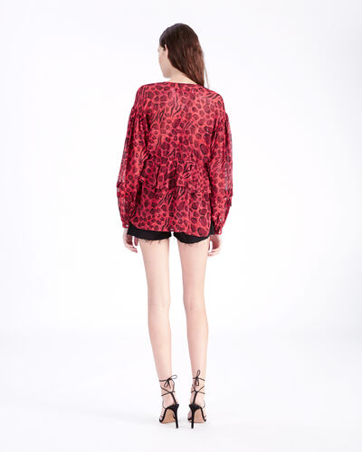 IRO - REALIZE TOP RED