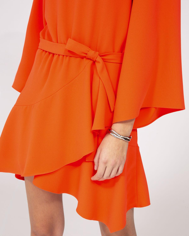 IRO - LAYER DRESS ORANGE