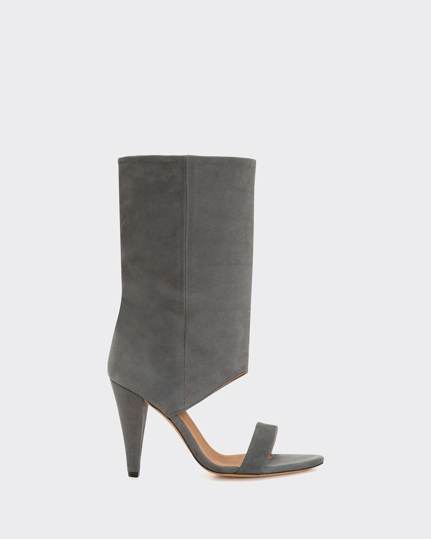 Dixon Boots Light Grey by IRO Paris