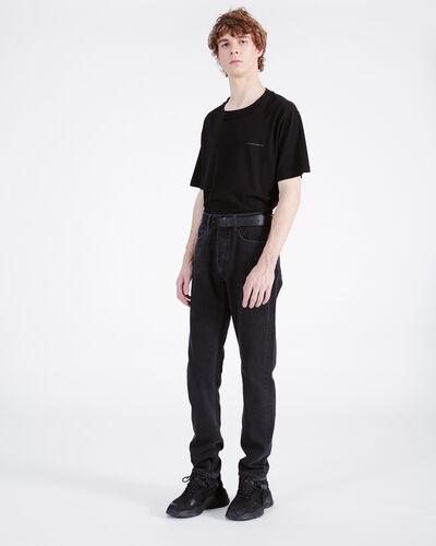 IRO - LAUHAN T-SHIRT BLACK